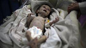 敘利亞,女嬰,薩哈,Sahar Dofdaa(圖/翻攝自推特)