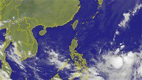 1024衛星雲圖、颱風蘇拉走向