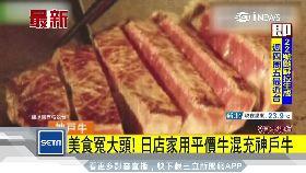 文 神戶牛造假1600