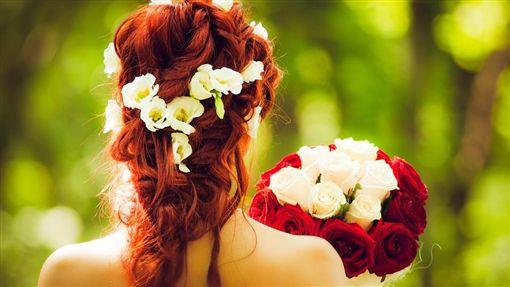 結婚、新娘、捧花、婚紗、婚禮/pixabay