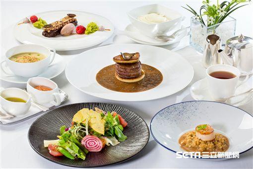 寶艾西餐廳,牛排,(圖/台北君悅酒店提供)