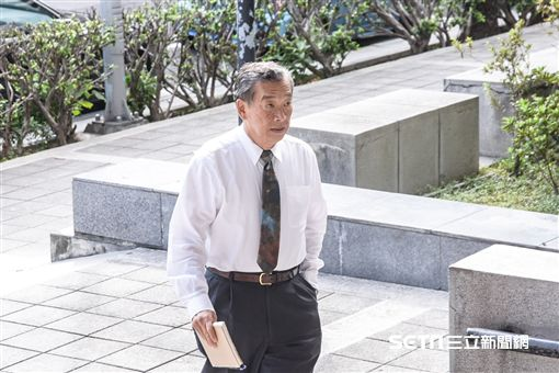 士林地院25日上午傳喚被告翁啟惠、張念慈到庭,進行審理程序。 圖/記者林敬旻攝