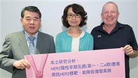HER2陽性乳癌易復發! 標靶治療存活率高