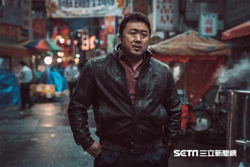 馬東石《犯罪都市》攜手尹啟相/車庫娛樂