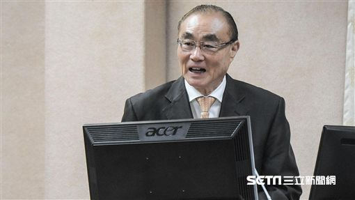 16:9國防部長馮世寬 圖/記者林敬旻攝 ID-1109417