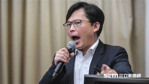 16:9時代力量立委黃國昌 圖/記者林敬旻攝