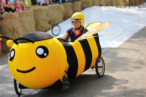 西拉雅趣飛車 周六走馬瀨農場鬥陣尬、時間內入園免費