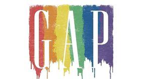 愛的萬種方式挺同志!Gap推彩虹色Pride T恤