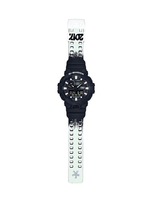大玩塗鴉 G-SHOCK 35周年第二波聯名錶款來了!