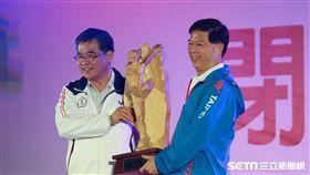 ▲台北市奪得本屆全運會獎牌數第一名。(圖/記者蔡宜瑾攝影)