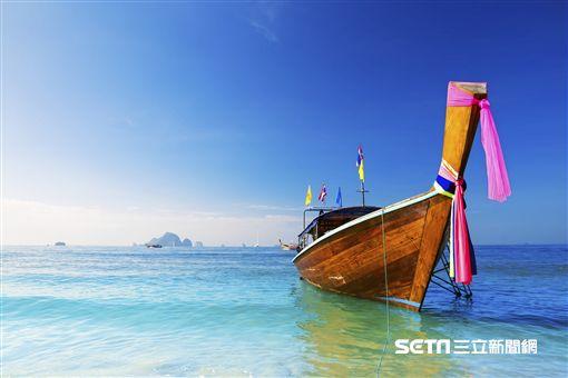 泰國,普吉島,海島。(圖/越捷提供)