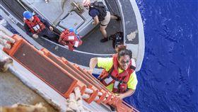 太平洋漂流5個月 台灣漁船救了兩個美籍女子(圖/美聯社/達志影像)