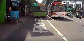 公車併排,吵架,
