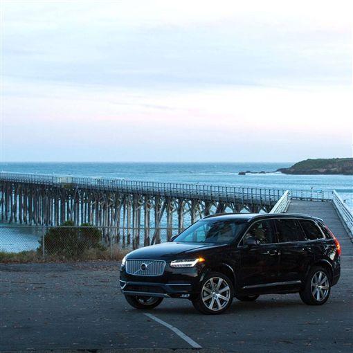 汽車,休旅車圖翻攝自Volvo Cars 臉書https://www.facebook.com/volvocars/
