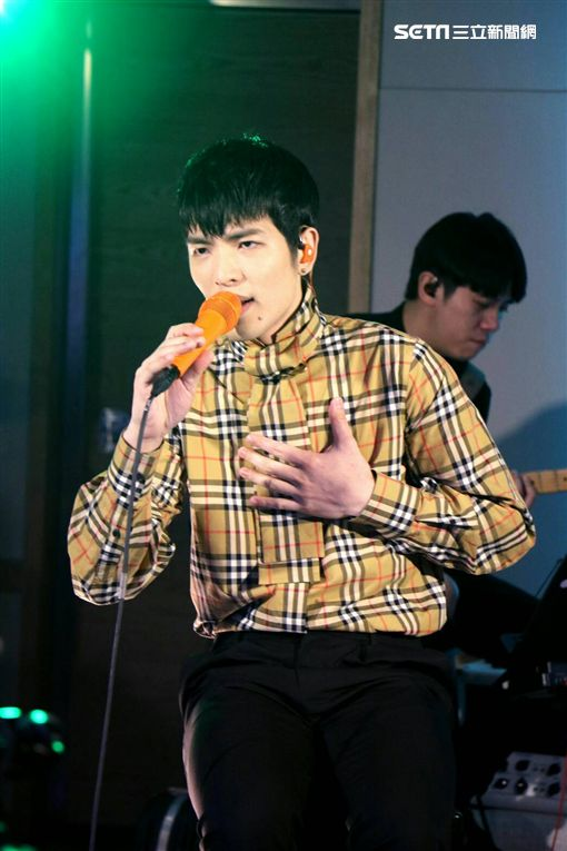 ▲蕭敬騰受邀錄製音樂節目。(圖/鑫盛傳媒提供)