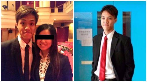 香港男子潘家裕性侵女友室友(圖/翻攝自被告臉書、高登論壇)