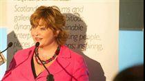 蘇格蘭文化、觀光及外務部長希斯洛普(Fiona Hyslop) 臉書