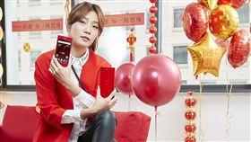 鏡紅 新色 Sony mobile提供 Xperia XZ Premium Android 8.0 (Oreo)