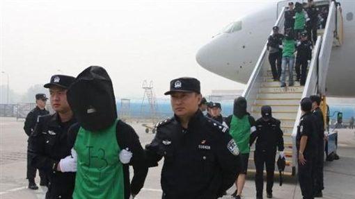 肯亞案嫌犯被遣送北京/新華網