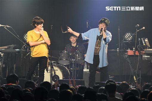 日本搖滾樂團flumpool凡人譜第五度來台開唱與台灣歌迷相見