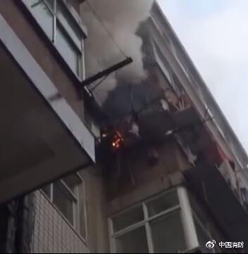 消防員,風涼話,火災,中國大陸,公安部消防局,官方,微博