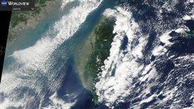 台灣,Taiwan,氣象,天氣(英國氣象局臉書)
