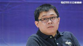 星宇航空董事長張國煒9月14日出席座談 圖/記者林敬旻攝
