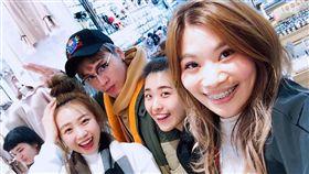 這群人,董仔,茵聲,南韓,首爾,旅遊,襲胸 圖/翻攝自這群人 董仔臉書