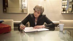 英國首相梅伊(Theresa May) https://www.facebook.com/TheresaMayOfficial/photos/a.1881166548566776.1073741830.1348528641830572/1905027289514035/?type=3&theater