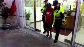 警方將「蘭嶼」移送法辦。(圖/翻攝畫面)