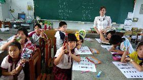 母語是最珍貴寶物 陳金蘭終成越南語老