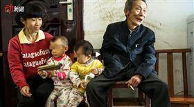 娶33歲嫩妻!生子被質疑不是親生 78歲醫怒拼一胎證明 圖翻攝自新京報 http://www.bjnews.com.cn/video/2017/10/31/462328.html