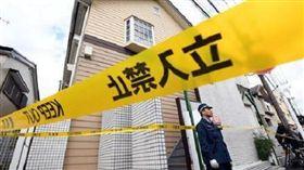 日本分屍9人命案震驚社會。(圖/翻攝產經新聞)
