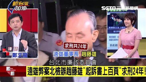 鄭文龍,新台灣加油,趙藤雄