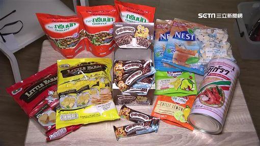 泰國,代購,CP值,單價,定價,零食,美妝