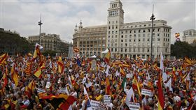 Catalonia、加泰隆尼亞/(圖/美聯社/達志影像)