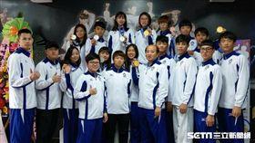 ▲中華跆拳道代表隊於韓國金雲龍盃公開賽中拿下對打3金4銀4銅佳績。(圖/劉威廷提供)