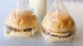 物價,早餐店,漢堡,貴,奧客,嫌棄 圖/翻攝自臉書爆料公社