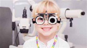 配鏡,眼鏡,眼科,假性近視,近視,視力,驗光,弱視/達志影像/美聯社