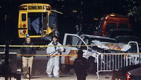 紐約曼哈頓,恐怖攻擊_美聯社