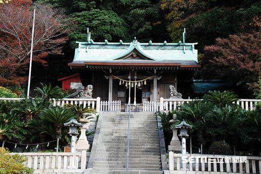 日本神奈川縣戀愛景點:橫須賀東葉神社(圖/神奈川縣提供)