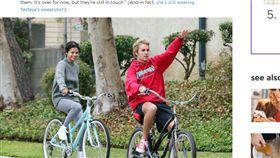 賽琳娜(Selena Gomez) 小賈斯汀 http://people.com/music/selena-gomez-justin-bieber-reconciliation-bike-ride-weeknd-breakup/