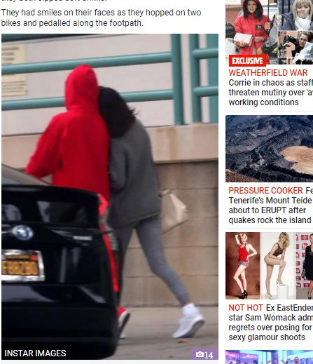 賽琳娜(Selena Gomez) 小賈斯汀 https://www.thesun.co.uk/tvandshowbiz/4820981/justin-bieber-selena-gomez-cosy-split-the-weeknd/