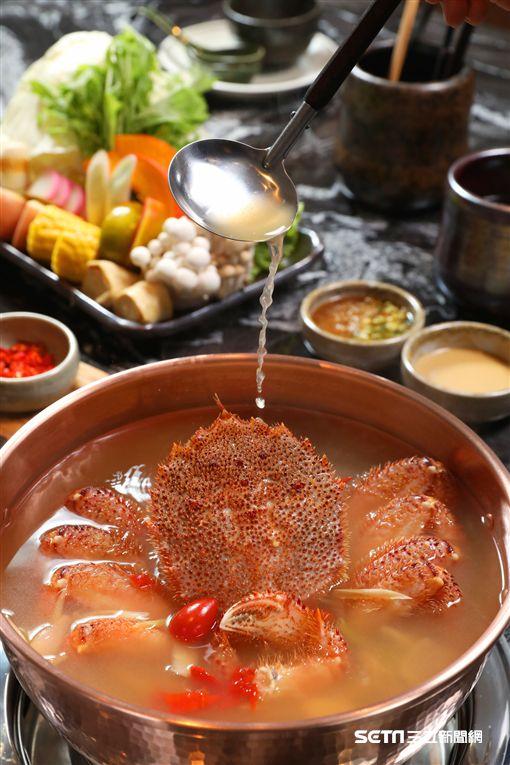 但馬家涮涮鍋二店,火鍋,精品鍋物。(圖/文華精品提供)