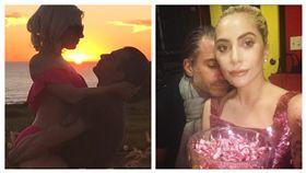 與經紀人熱戀半年 女神卡卡爆今夏已祕密訂婚! 翻攝自IG