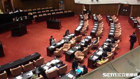 立法院會,國民黨缺席,李英婷攝