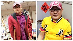 球評瘦菊子,翁嘉銘 圖/翻攝自翁嘉銘臉書