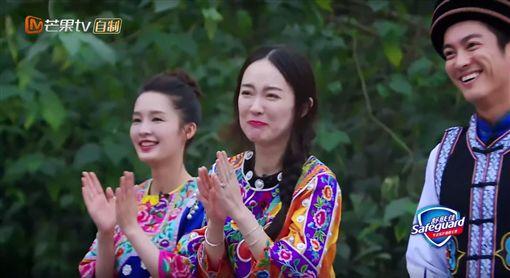 爸爸去哪兒5,霍思燕(圖/翻攝自湖南衛視芒果TV官方頻道 YouTube)