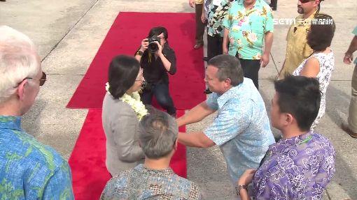 關島為台發聲 總督為「英」延後飛夏威夷