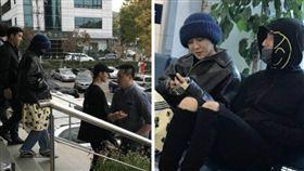 G-Dragon,GD,大聲,BIGBANG,戶政事務所,公德心 (圖/翻攝自微博)
